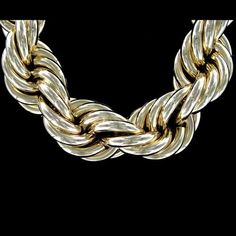 """GOLD plated RUN DMC hiphop DOOKIE chain 36"""" long 20mm thick: CH109 Bling Bling, Grillz and Hip Hop Jewellery, Watches & Urban Clothing"""