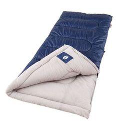 Coleman Sleeping Bags For Adults Outdoor Camping Hunting Gear Fiberlock Sleeper