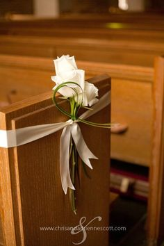 Image result for simple church wedding decor