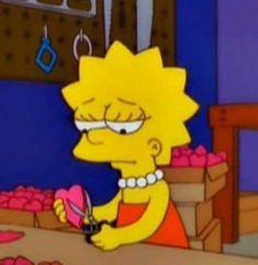 Bart e Lisa 2 Girl Cartoon Characters, Cartoon Icons, Couple Cartoon, Cartoon Memes, Cartoons, Simpson Wallpaper Iphone, Sad Wallpaper, Cartoon Wallpaper, Iphone Wallpaper