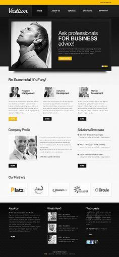 Best HTML5 Website Templates | EntheosWeb