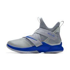 bada21c82884f LeBron Soldier XII iD Men s Basketball Shoe Puma Fierce