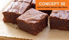 Cook's Illustrated recommends using Cocoa Powder for the Richest Flavor (unsweetened and bittersweet chocolate contain more fat crystals which cause less flavor) and a balance of butter and vegetable oil to get the Chewy Texture.  The result is the chewy texture of a mix brownie, but better flavor.