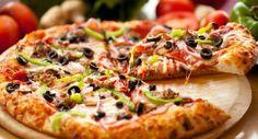Receita de pizza sem glúten e lactose title=