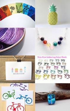 Color Burst! by Laura Prill on Etsy--Pinned with TreasuryPin.com