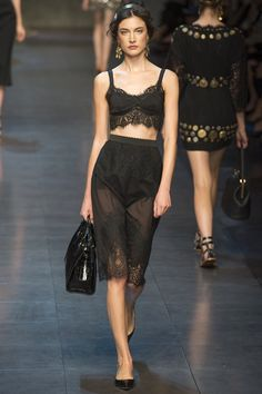 Dolce & Gabbana Spring Summer 2014 Ready-to-Wear