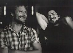 Oh my.  Two of my favorites.  Steve Zahn, Christian Bale