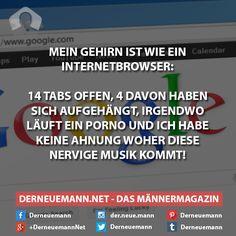 Tabs #derneuemann #humor #lustig #spaß #sprüche