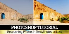 Photoshop Tutorial: Retouching Photos in Ten Minutes or Less Photoshop Course, Photoshop Fonts, Photoshop Photos, Photoshop Illustrator, Photoshop Design, Photoshop Photography, Photoshop Tutorial, Photography Tips, Photo Retouching