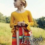 The NEW Zinnia Dress by Lilygiggle