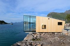 Manshausen Island Resort Cabins | Architect Magazine | Stinessen Arkitektur…