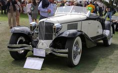 1930 Cord L29 Limousine Body Company Speedster - fvl