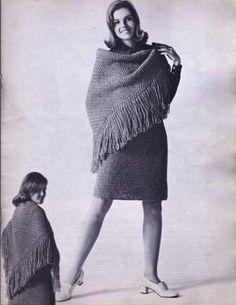 Vintage CROCHET Skirt Set  PDF by suerock on Etsy, $3.99