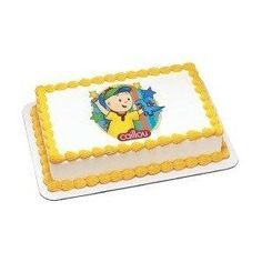 How to Have A Caillou Birthday Party - InfoBarrel