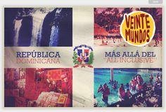 """52C4 República Dominicana """"All Inclusive"""" Usa con los videos sobre la destrucción de la naturaleza América Central  -- VeinteMundos Magazines"""