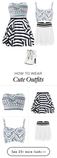 """""""Cute outfit"""" by fashionguru1413 on Polyvore"""