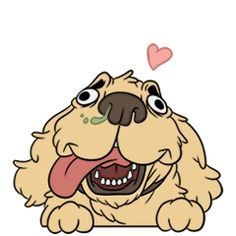 LINE Stickers Quby Sticker & Chaoneng,Smile at life.,Stickers,Animated Stickers,Example with GIF Animation Black And White Chickens, Smile Pictures, Dog Sounds, Cute Love Gif, Lots Of Cats, Cute Cartoon Girl, Baby Pigs, Line Sticker, Cuba