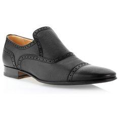 DRISTO-02-8 Мужские туфли Bally Dristo коричневые