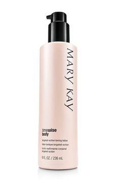 Loción Tonificante TimeWise Body, de Mary Kay, recomendada por Glamour.es! De los 50 mejores anticelulíticos del mercado :)! Contacta conmigo :)  http://marykay.es/casti