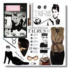 """What's Your Fashion Horoscope?"" by bellamonica ❤ liked on Polyvore featuring moda, Fendi, Oscar de la Renta, Oliver Goldsmith, Charlotte Tilbury, audreyhepburn, Horoscope, polyvorefashion e whatsyoursign"