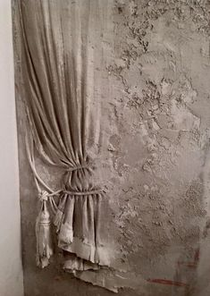Russian Artist Uses Ancient Technique To Turn Walls Into Art, And The Result Is . - Russian Artist Uses Ancient Technique To Turn Walls Into Art, And The Result Is Gorgeous – - Plaster Art, Painting Plaster Walls, Faux Painting, Impressionist Art, Creative Walls, Interior Walls, Wall Treatments, Wall Sculptures, Textured Walls