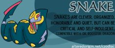 Year of the Snake | Chinese | Sviper |