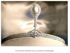 This was given as a present when Prince Leopold of Belgium married Princess Astrid of Sweden