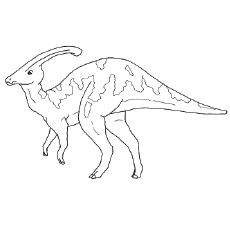 carnotaurus coloring page free carnotaurus online coloring printable coloring pages. Black Bedroom Furniture Sets. Home Design Ideas