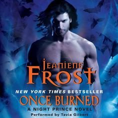 Once Burned: A Night Prince Novel by Jeaniene Frost
