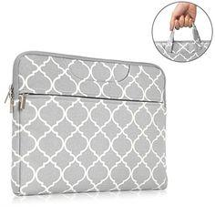 ivencase 13-13.3 Inch Laptop Briefcase Handbag Sleeve Dua... http://smile.amazon.com/dp/B01DDH4RHS/ref=cm_sw_r_pi_dp_cG3mxb08YTQJE