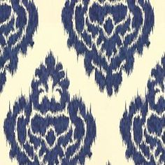 Kalah - blue. (comes in mustard yellow). $23.99 per yard. calicocorners.com.  (for a chair or curtains)