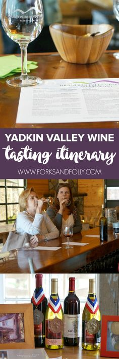 Yadkin Valley Wine T