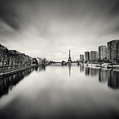 Damien Vassart→Paris in Black and White