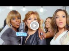 """#Mary J. Blige's """"#World's Gone Crazy"""" Music Video Celebrates #The View's 20th…"""