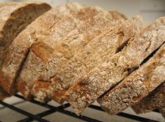 peter reinhart's power bread, adapted from his Whole Grain Breads