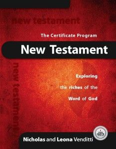 Certificate of Christian Ministry – INSTE