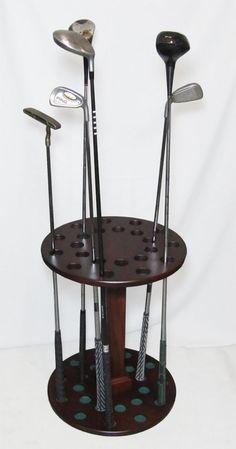 Juego de palos  la practica del golf