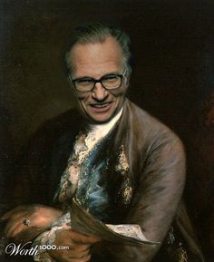 Larry King - Worth1000 Contests