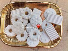 Biscottini in gesso profumato❤️