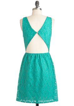 Colored Glass Dress   Mod Retro Vintage Dresses   ModCloth.com