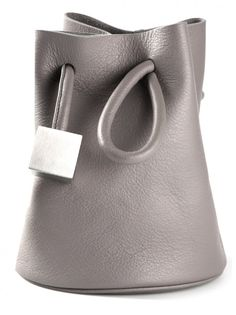 PERSEPHONI - Bucket Bag - BAG 08 CUBE POUCH GREY