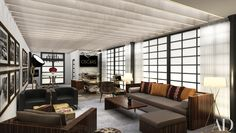 Architect David Rockwell Designs the 2014 AD Greenroom - AD360