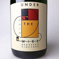 Under the Wire Brosseau Vineyard Chardonnay 2012