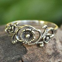 Lotus Rose from @NOVICA, They help #artisans succeed worldwide.