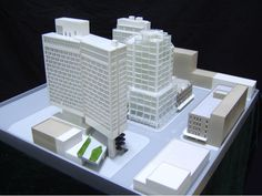 architectural models | Architectural Model : Commercial