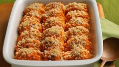 Twice-Baked Sweet Potato Casserole with Bacon. My husband would love this!  I need to make this recipe for him sometime soon.