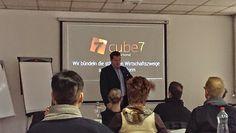 Auf Cube7 werden die stärksten Wirtschaftszweige auf einer Plattform gebündelt!   Hier kostenlos als Beta-Tester registrieren: www.cube7.internet-trendz.com   Mehr Infos zum innovativen Software- und Technologie-Konzern unter: www.info-team.internet-trendz.com