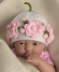 Детские шапочки для фотосессий. Идеи и описания.