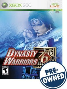 Dynasty Warriors 6 — PRE-Owned - Xbox 360