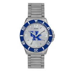 Men's Sparo Kentucky Wildcats Key Watch, multicolor